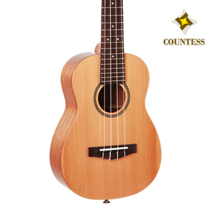 Countess,Ukulele,30CCM GS,Solid Cedar,Layered Mahogany,gloss,카운티스,우쿨렐레,탑솔리드,시더,마호가니,유광,top solid,concert,콘서트