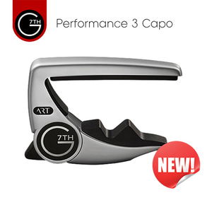 G7th Performance 3 Capo Sliver