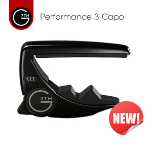 G7th Performance 3 Capo Black